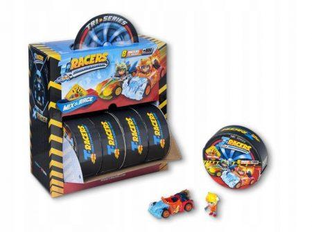 T-RACERS WHEEL BOX