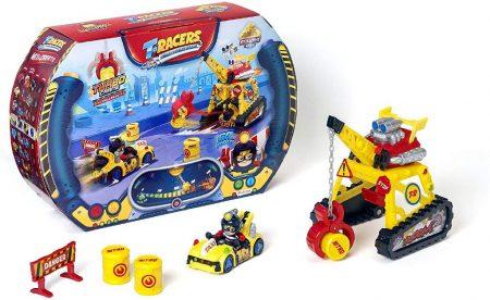 T-RACERS TURBO CRA
